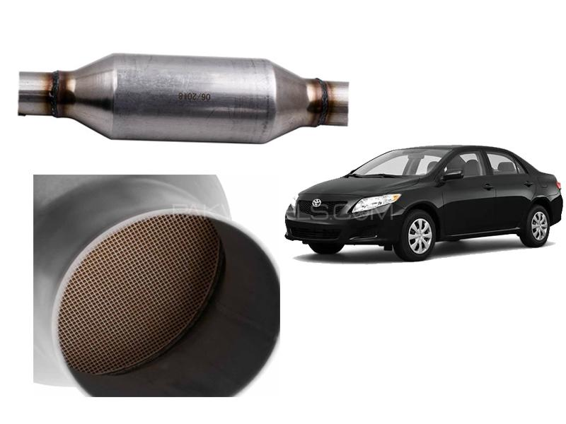 Catalytic Converter For Toyota Corolla 2009-2012 in Faisalabad