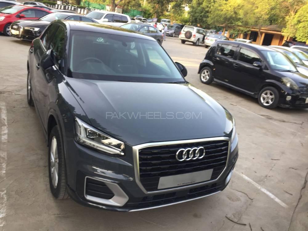 Audi Q2 1.0 TFSI Exclusive Line  2017 Image-1