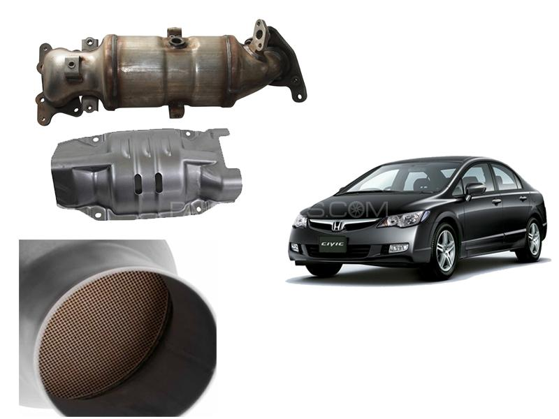 Catalytic Converter For Honda Civic Reborn 2006-2012 in Faisalabad