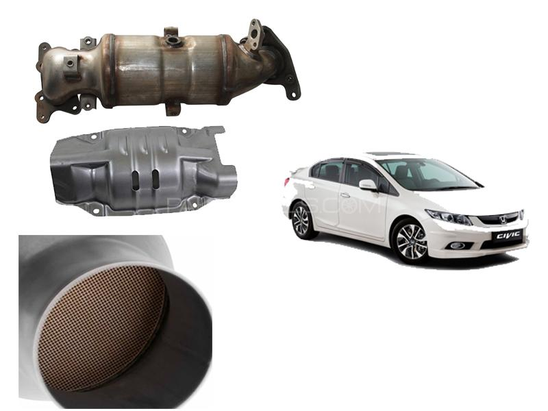 Catalytic Converter For Honda Civic 2012-2016 in Faisalabad