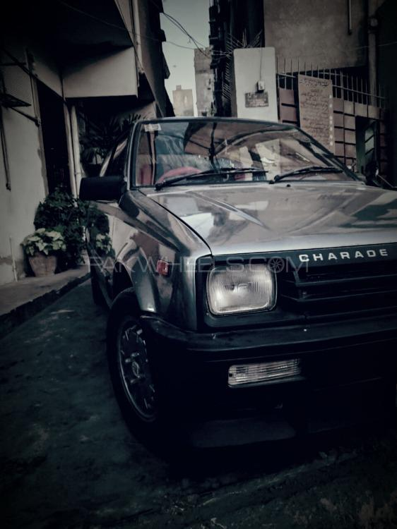 Daihatsu Charade Detomaso 1984 For Sale In Karachi Pakwheels