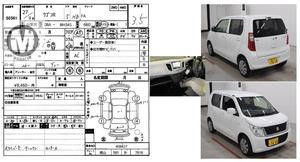 Used Suzuki Wagon R FA 2015