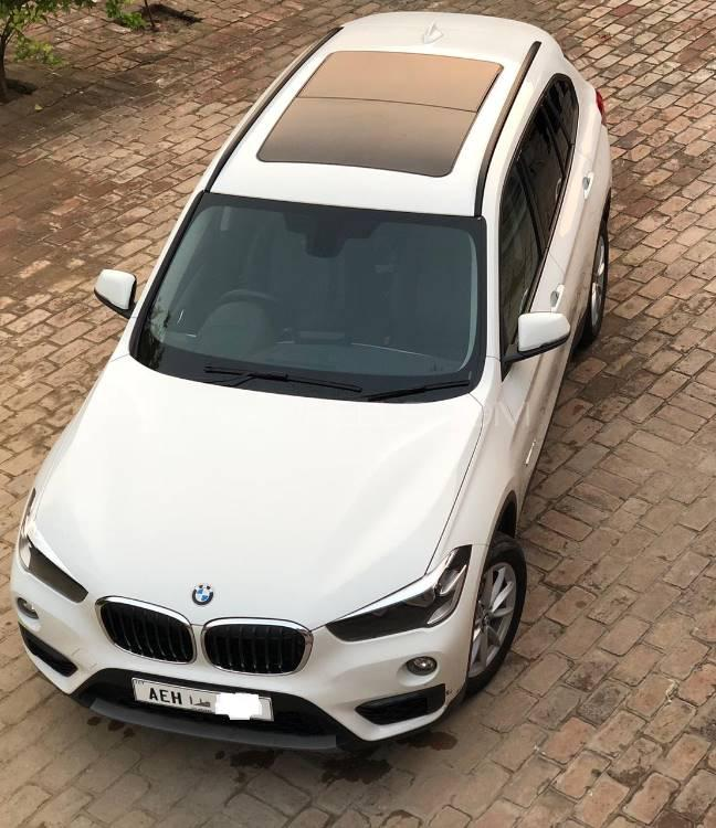 2017 Bmw X1 Camshaft: BMW X1 SDrive18i 2017 For Sale In Islamabad