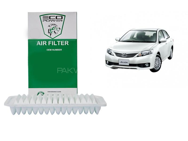 Eco Power Air Filter For Toyota Alion 2007-2018- EPPU-T020 Image-1