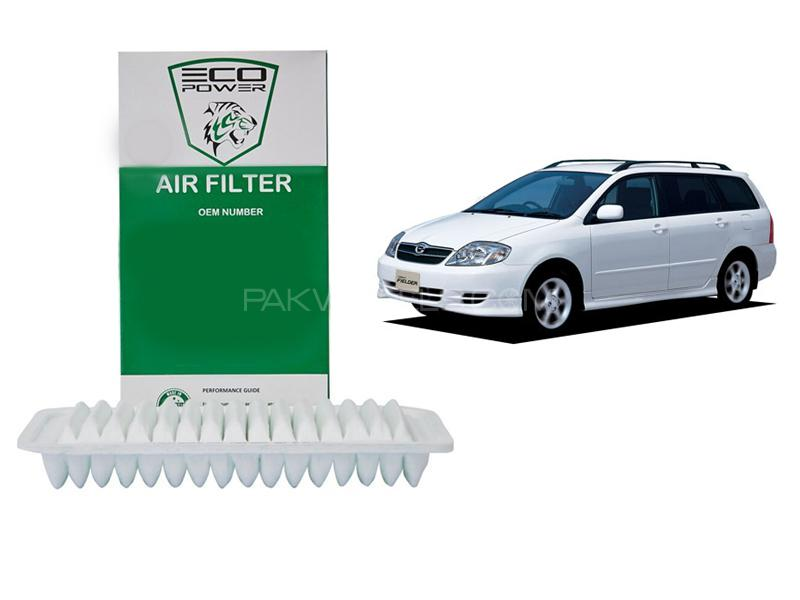 Eco Power Air Filter For Toyota Fielder 2006-2010 - EPEA-T020 in Lahore