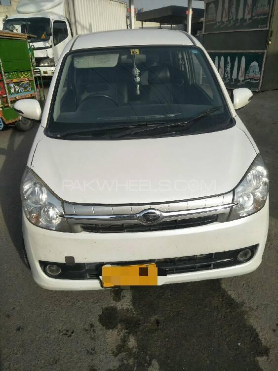 Daihatsu Mira Custom L 2014 Image-1