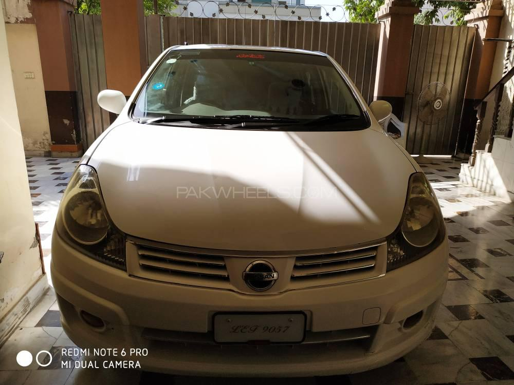 Nissan AD Van 2007 Image-1