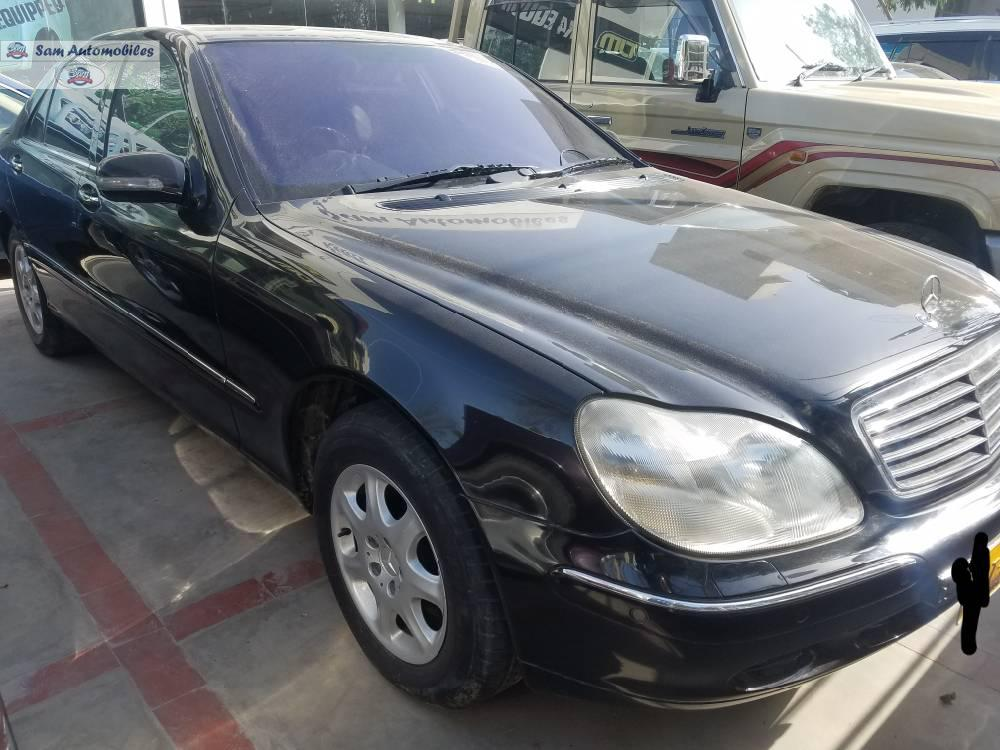 Mercedes Benz S Class S500 1999 Image-1