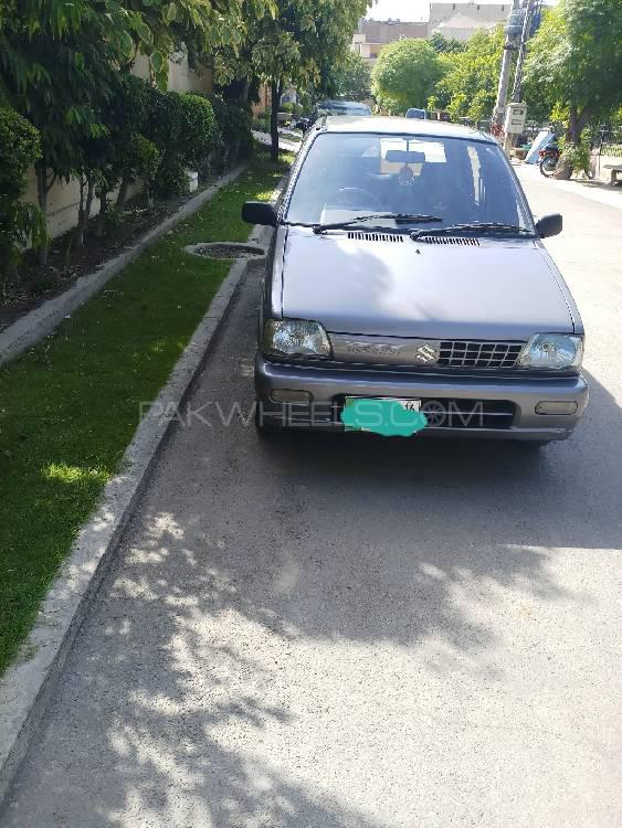 suzuki mehran vxr euro ii 2016 for sale in faisalabad. Black Bedroom Furniture Sets. Home Design Ideas