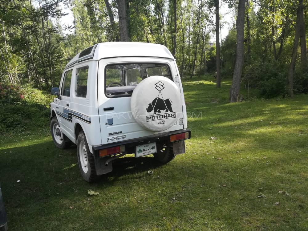 Suzuki Potohar 1994 Image-1