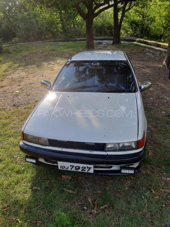 Mitsubishi Lancer 1989 Image-1