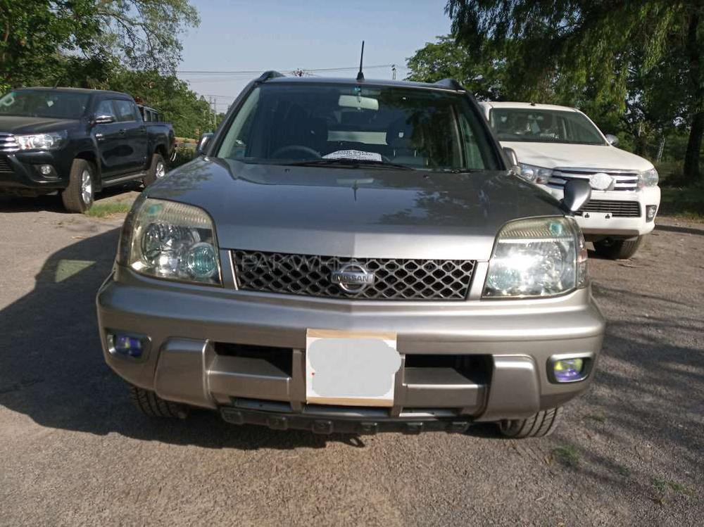 Nissan X Trail 2003 For Sale In Islamabad Pakwheels