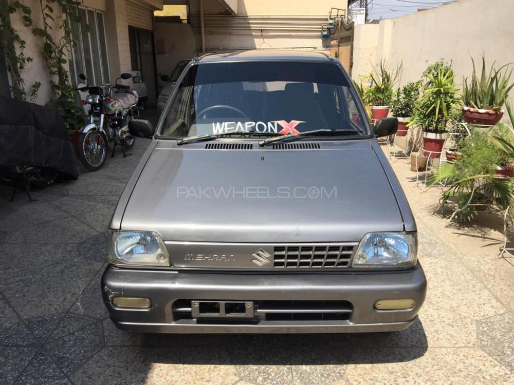 suzuki mehran vx euro ii 2013 for sale in rawalpindi. Black Bedroom Furniture Sets. Home Design Ideas