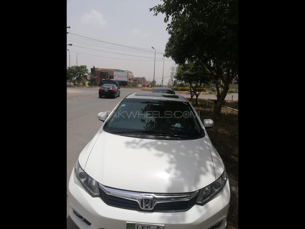 Honda Civic 2015 Image-1