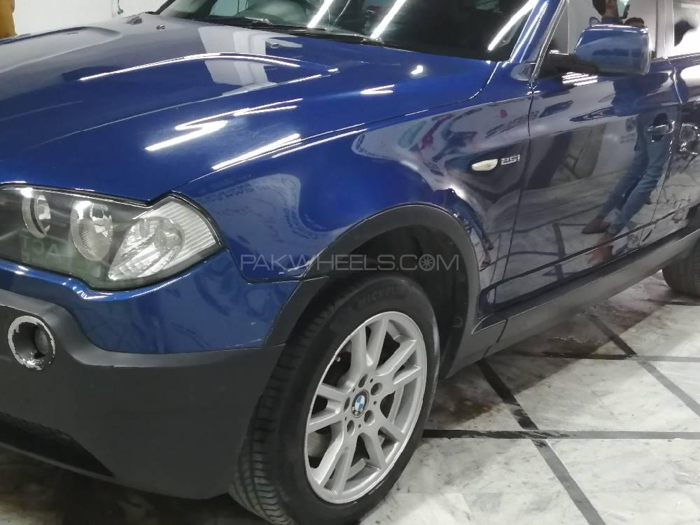 BMW X3 Series 25i 2005 Image-1