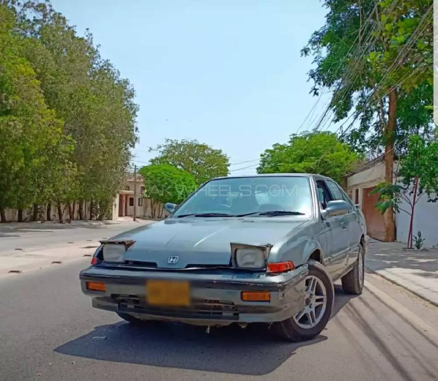 1988 Acura Integra For Sale: Honda Integra 1987 For Sale In Karachi