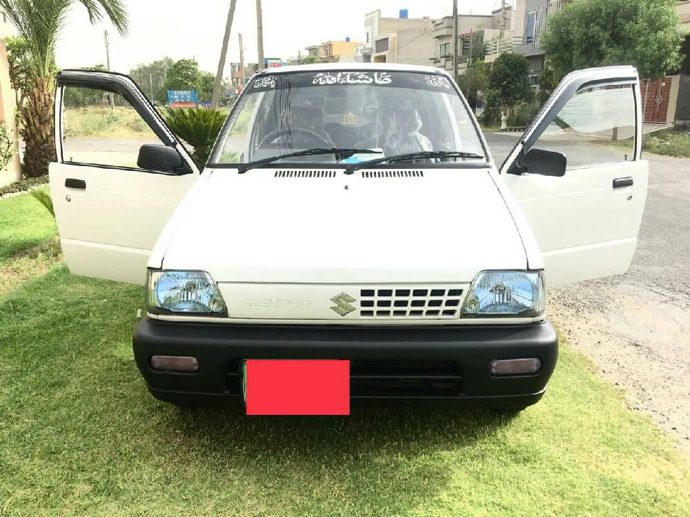 suzuki mehran vx euro ii 2017 for sale in lahore pakwheels. Black Bedroom Furniture Sets. Home Design Ideas
