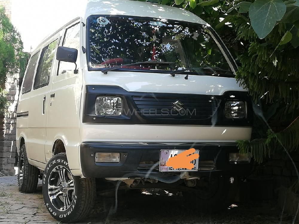 Suzuki Bolan VX Euro II 2018 Image-1