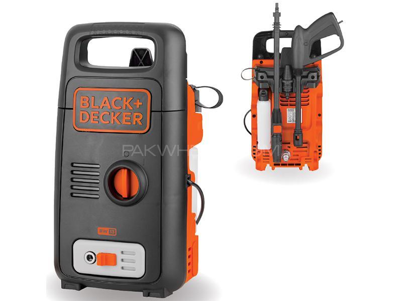 Black + Decker Pressure Washer 1300w Image-1