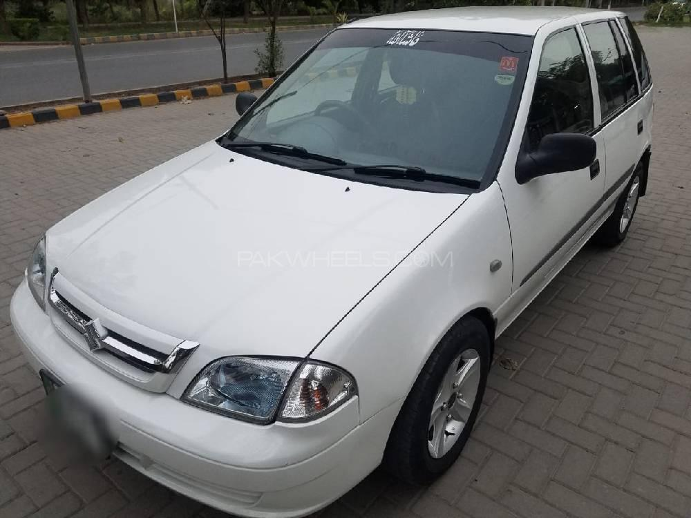 suzuki cultus euro ii 2015 for sale in lahore pakwheels. Black Bedroom Furniture Sets. Home Design Ideas
