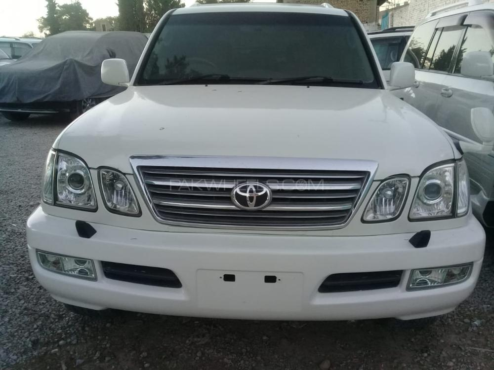 Toyota Land Cruiser Cygnus 1999 For Sale In Quetta