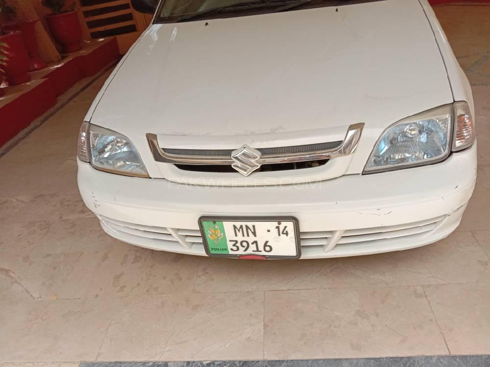 suzuki cultus euro ii 2014 for sale in multan pakwheels. Black Bedroom Furniture Sets. Home Design Ideas