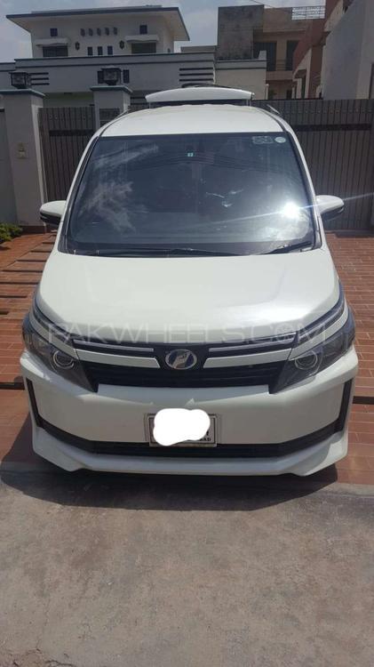 Toyota Voxy X L EDITION 2014 Image-1