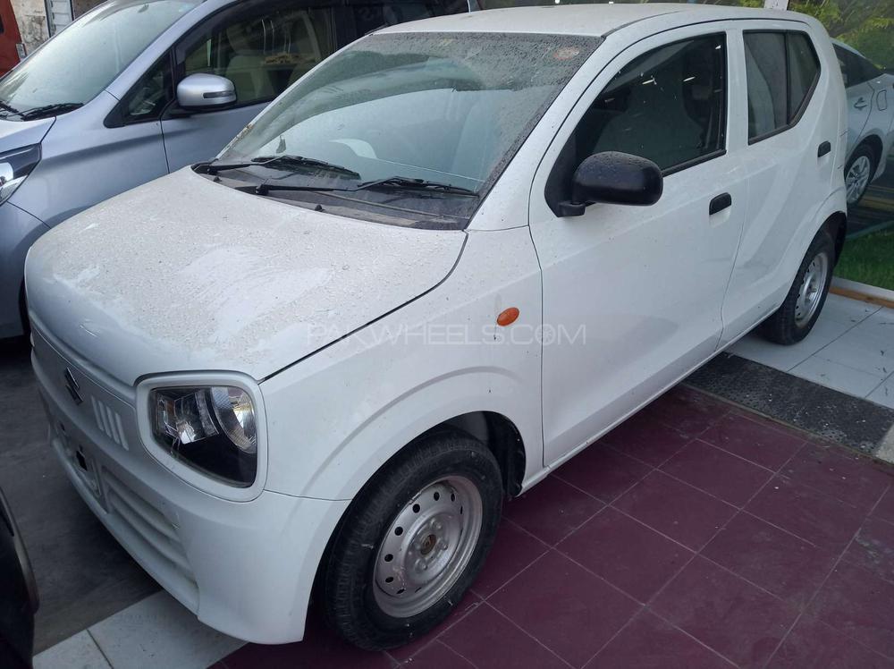 Suzuki Alto Lapin XL 2015 Image-1