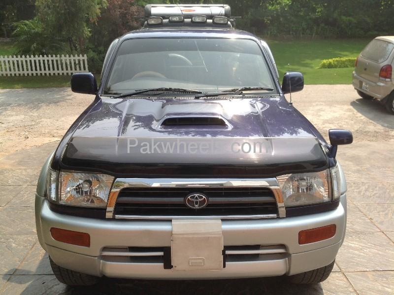 Toyota Surf SSR-G 3.4 1996 Image-1