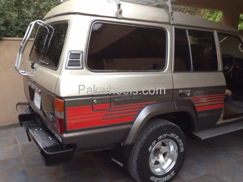 Used Toyota Land Cruiser Vx 1985 Car For Sale In