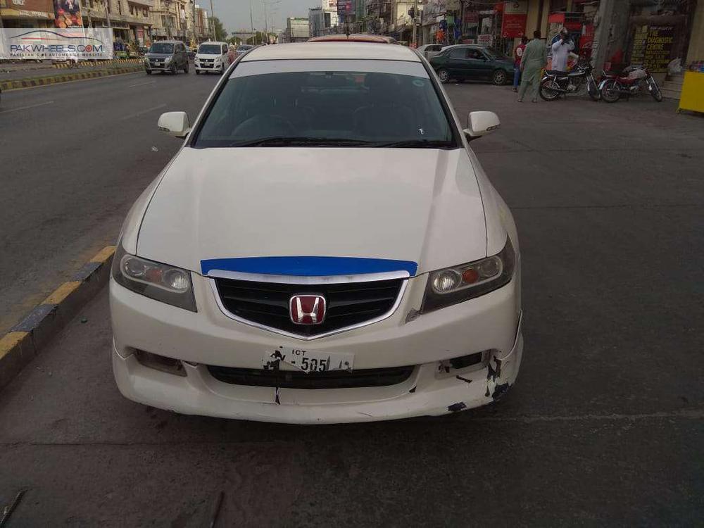 Honda Accord CL7 2005 Image-1