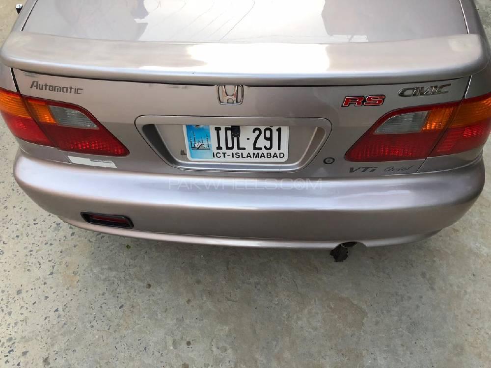 Honda Civic VTi Oriel Automatic 1.6 2001 Image-1