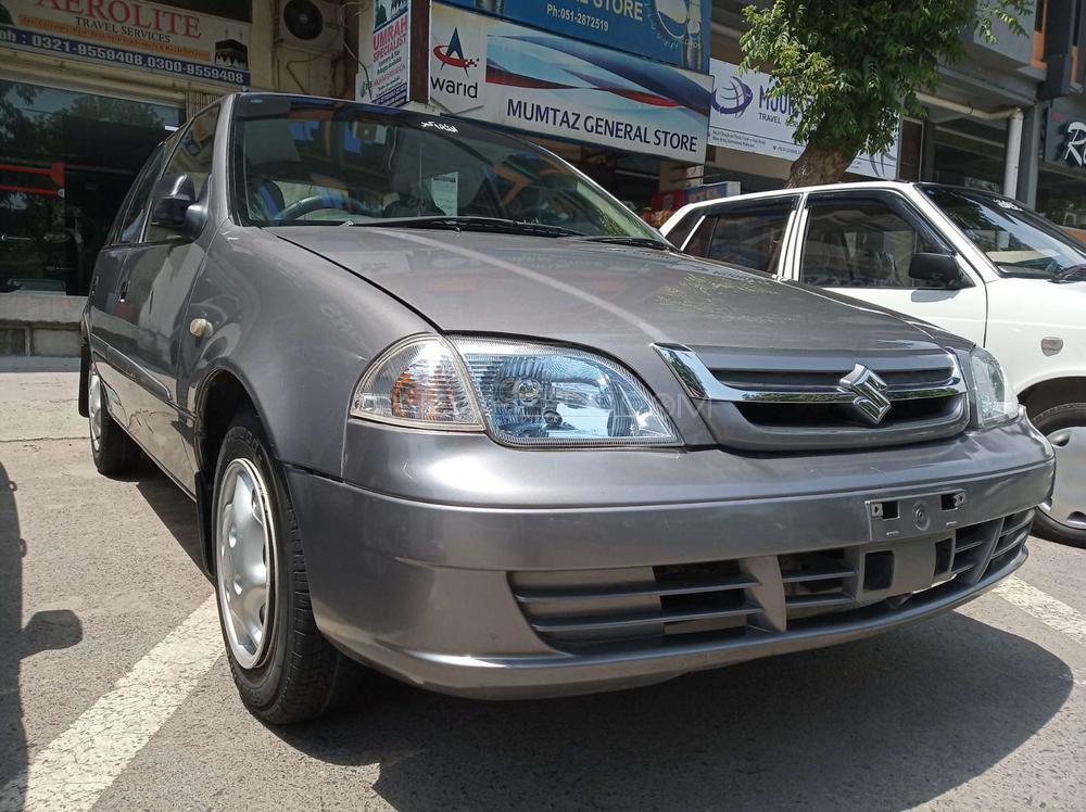 suzuki cultus euro ii 2015 for sale in islamabad pakwheels. Black Bedroom Furniture Sets. Home Design Ideas