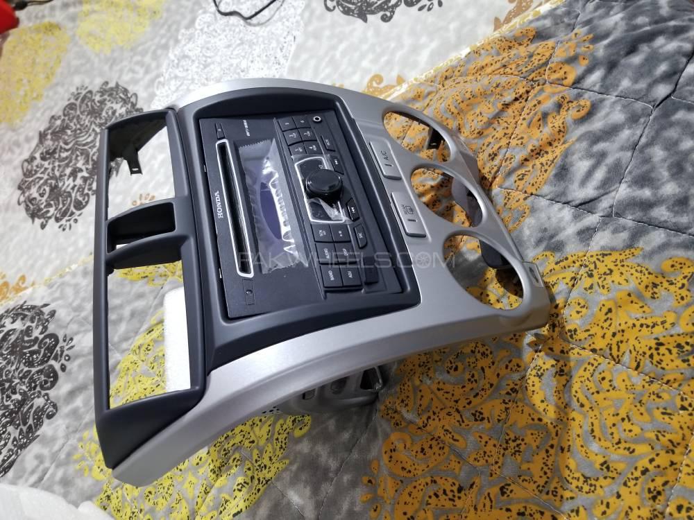 Honda City orignal console AC audio sterio multimedia tape r Image-1
