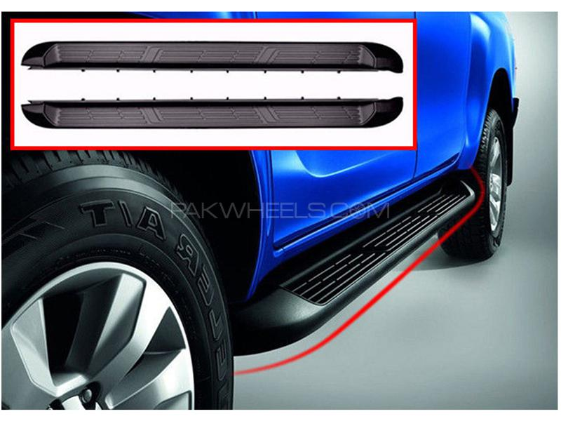 Side Skirts For Toyota Revo 2016-2019 Image-1