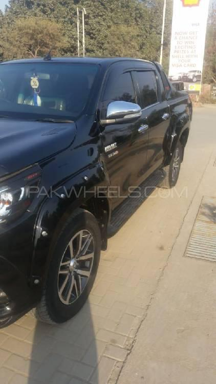Toyota Hilux Invincible 2007 for sale in Islamabad | PakWheels