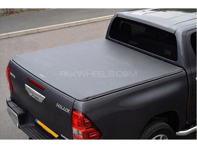 Powerful Toyota Revo Trunk Lid Cover For  2016-2019 in Karachi