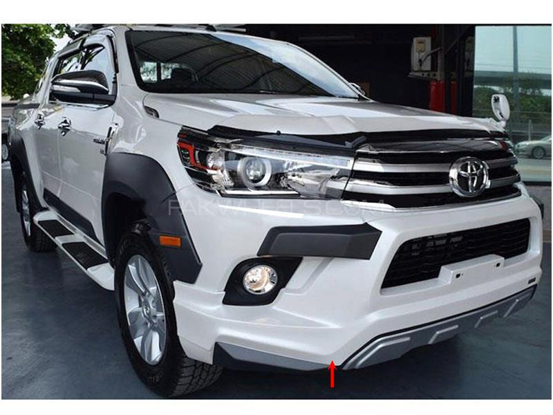 Zarcon Front Bumper Extension For Toyota Revo 2016-2019 in Karachi