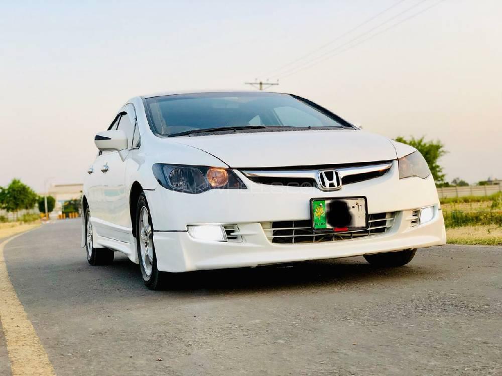 Honda Civic VTi Oriel Prosmatec 1.8 i-VTEC 2011 Image-1