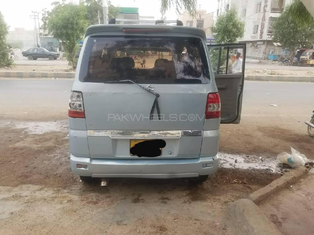 Suzuki APV GLX (CNG) 2007 for sale in Karachi   PakWheels
