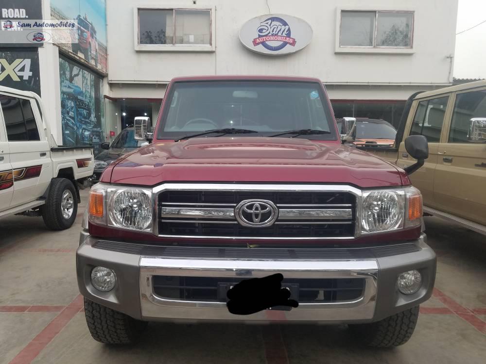 Toyota Land Cruiser 2014 Image-1
