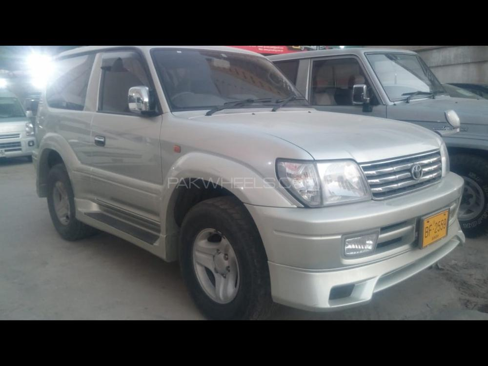 Toyota Prado RZ 3.4 (3-Door) 1998 Image-1