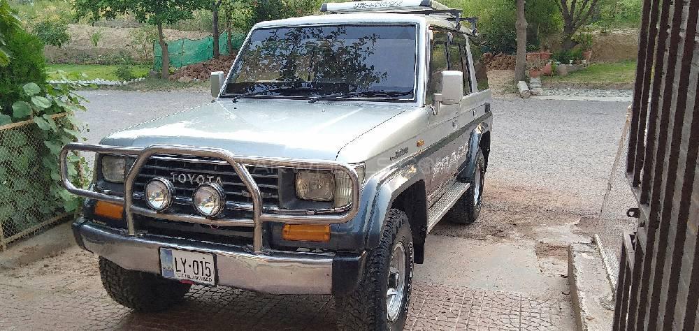 Toyota Prado TX Limited 3.0D 1992 Image-1