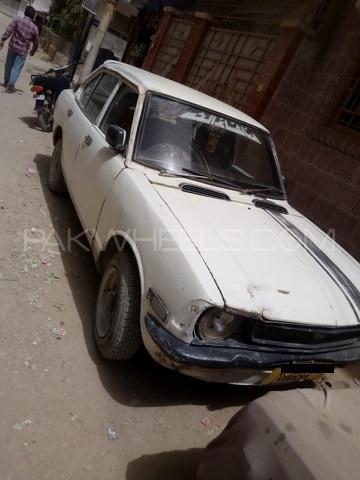 Toyota Corolla 1972 Image-1