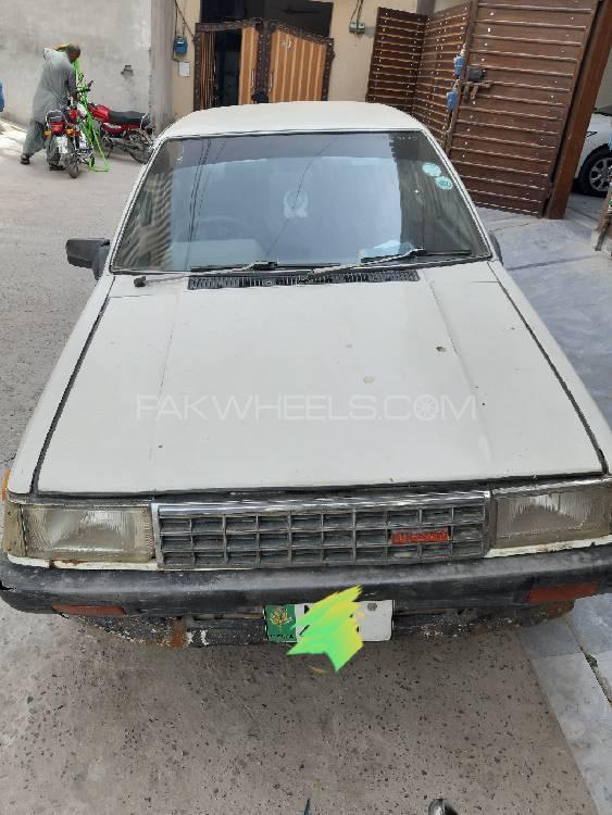 Nissan Sunny IDLX 1985 Image-1