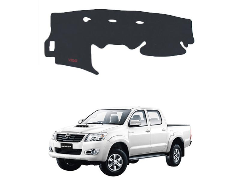 Dashboard Mat For Toyota Vigo 2005-2015 Image-1