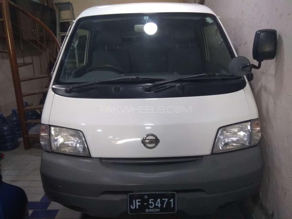 Nissan Vanette 2008 Image-1