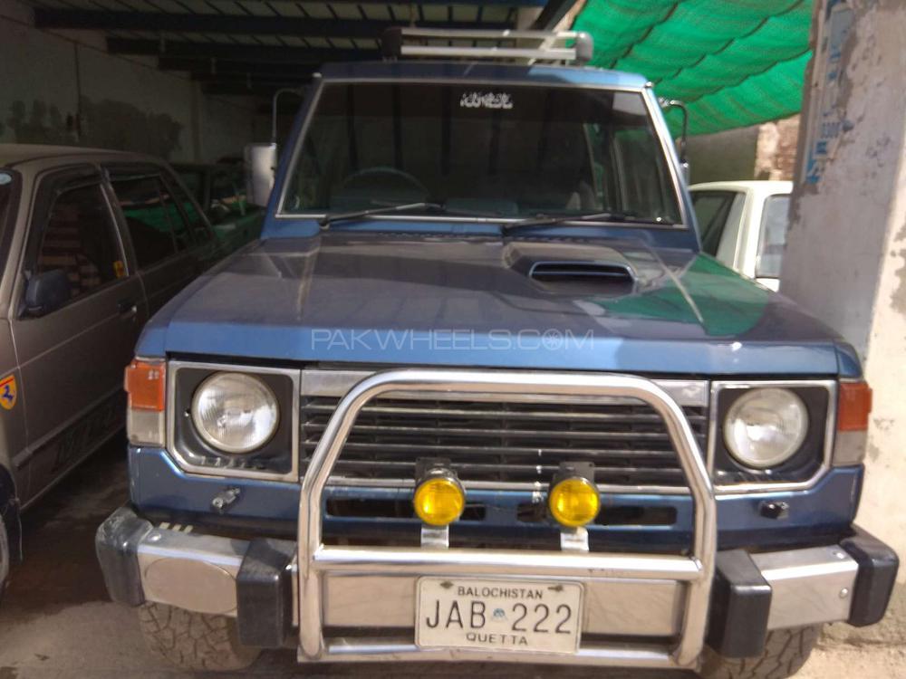 Mitsubishi Pajero 1987 Image-1