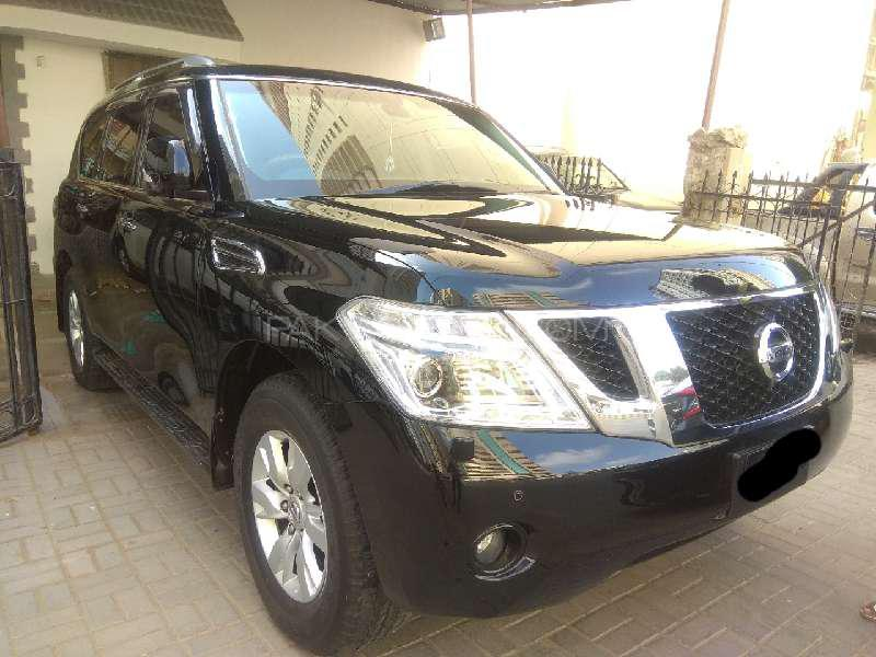 Nissan Patrol 2012 Image-1