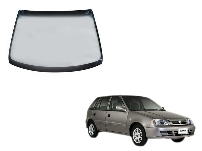 Windscreen For Suzuki Cultus 2003-2007 Grade A Image-1